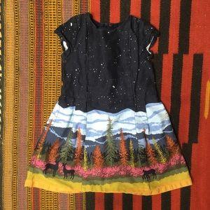 Genuine Kids OshKosh Wildlife Dress Sz 3T